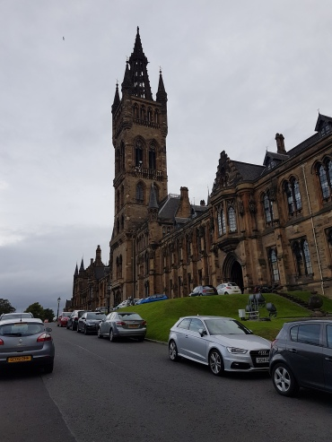 University of Glasgow South Front